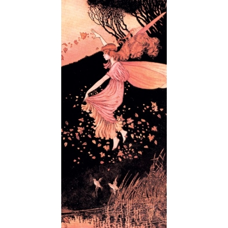 "Ida Rentoul Outhwait ""Elves & Fairies"" (1916)"