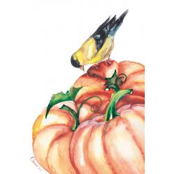 Осень канарейки