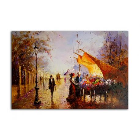 The Spirit of Paris художник Nelson Molina