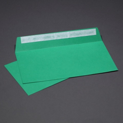 Envelope green C65