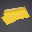 Envelope yellow C65