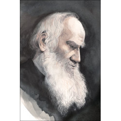 Russian writers. Leo Tolstoy