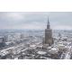 Варшава. Дворец культуры и науки
